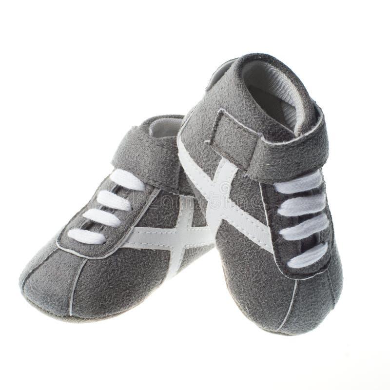 Babyschoenen stock foto's