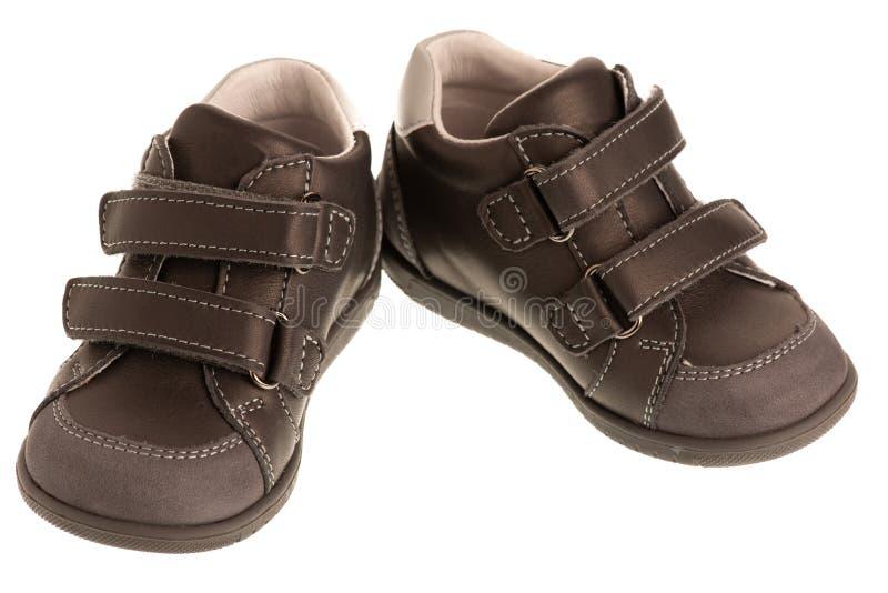Babys Erste Von BlauJungen StockfotoBild Des Schuhe sCtQdhr