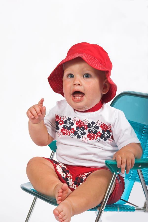 Babytalk stock photo