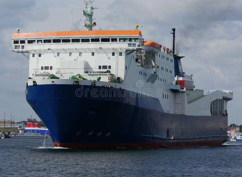 Bac de mer baltique images libres de droits