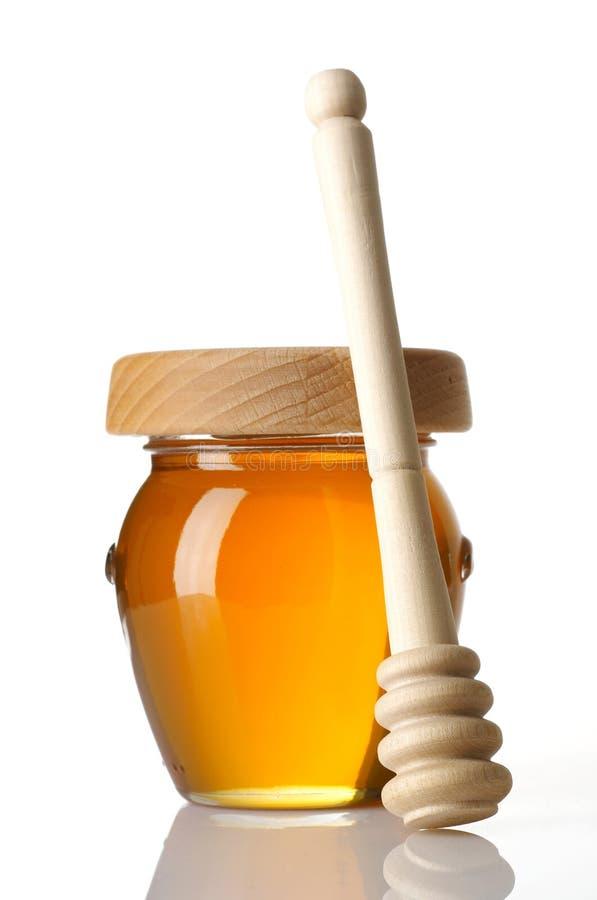 Bac de miel photos stock