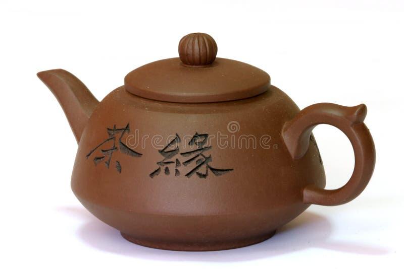 Bac de thé photo stock