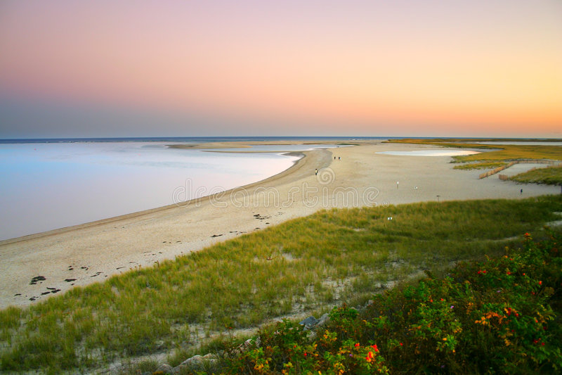 Bacalhau de cabo, Massachusetts, EUA fotos de stock royalty free