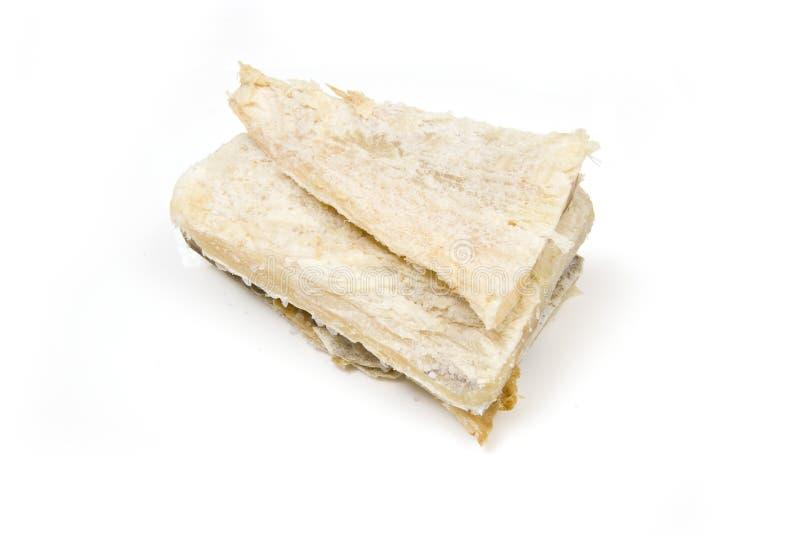 Bacalhau de sal imagens de stock