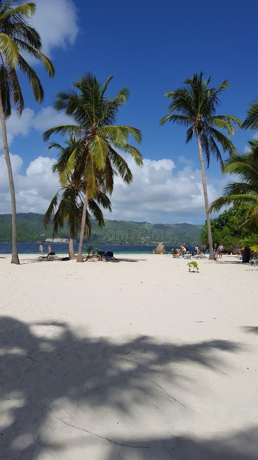 Bacardi Insel royaltyfria bilder