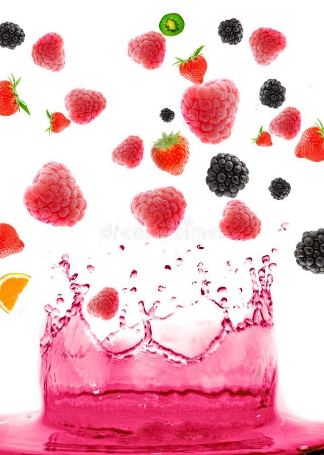 Bacca e frutta fotografie stock libere da diritti