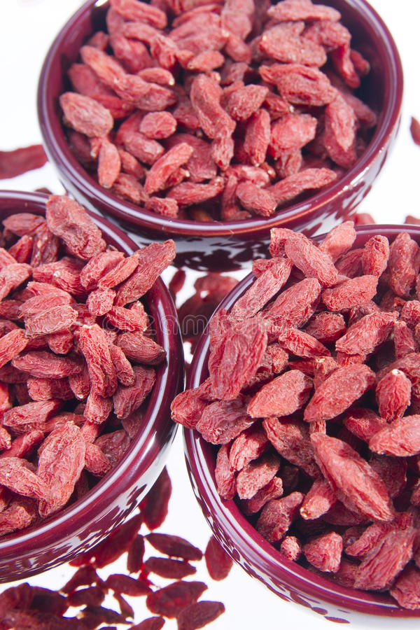 Download Bacche di Goji fotografia stock. Immagine di nutriente - 30825702