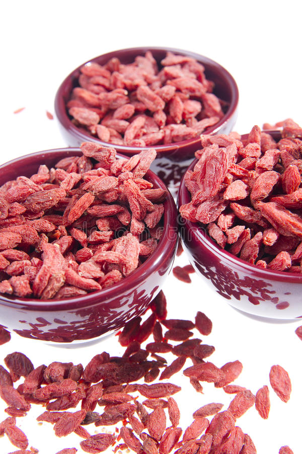 Download Bacche di Goji immagine stock. Immagine di nutriente - 30825749