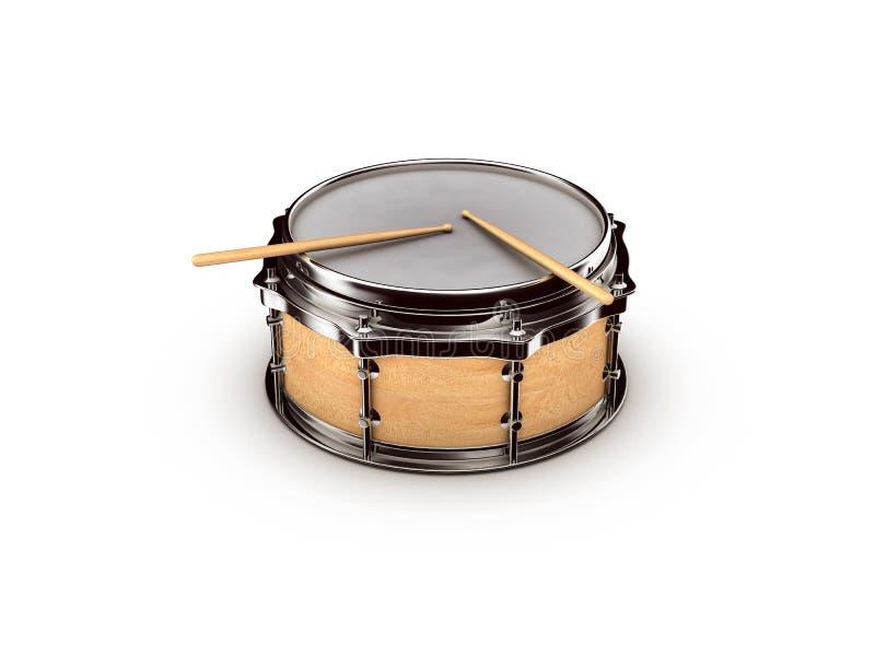 Bacchetta del tamburo immagini stock libere da diritti