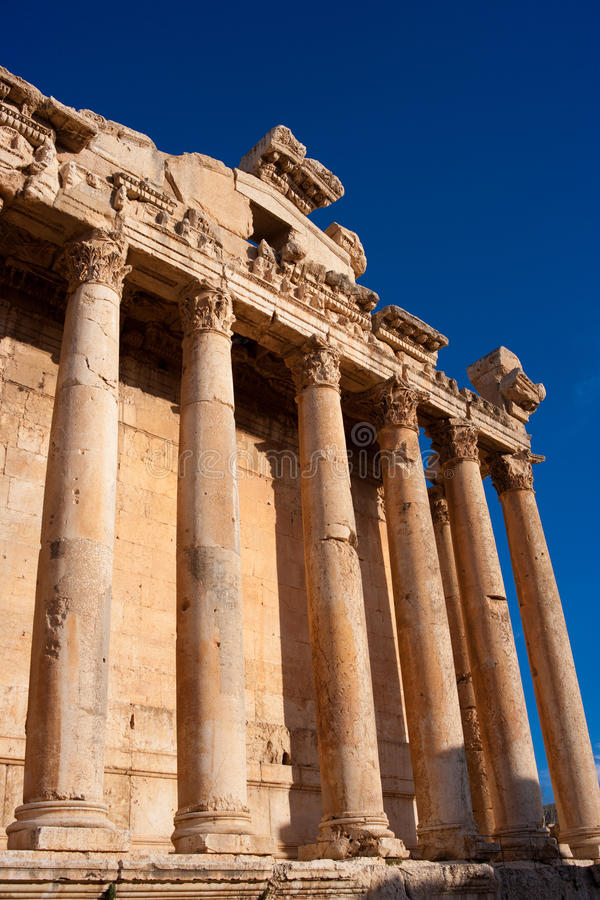 Free Bacchus Temple Royalty Free Stock Photo - 16168165