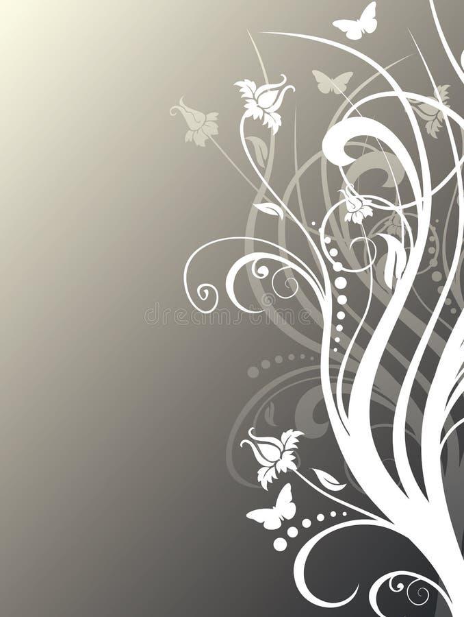 Download Bacground floreale illustrazione vettoriale. Illustrazione di bello - 7316354