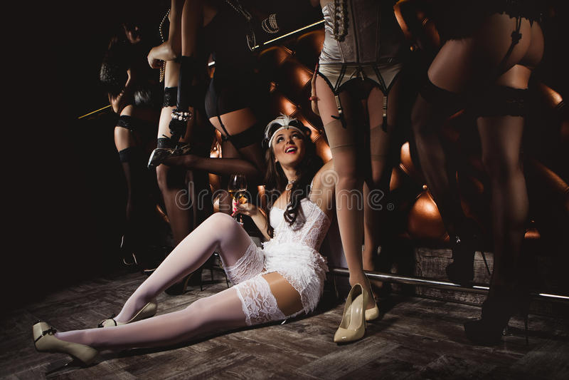 Bachelorette przyjęcie obraz royalty free