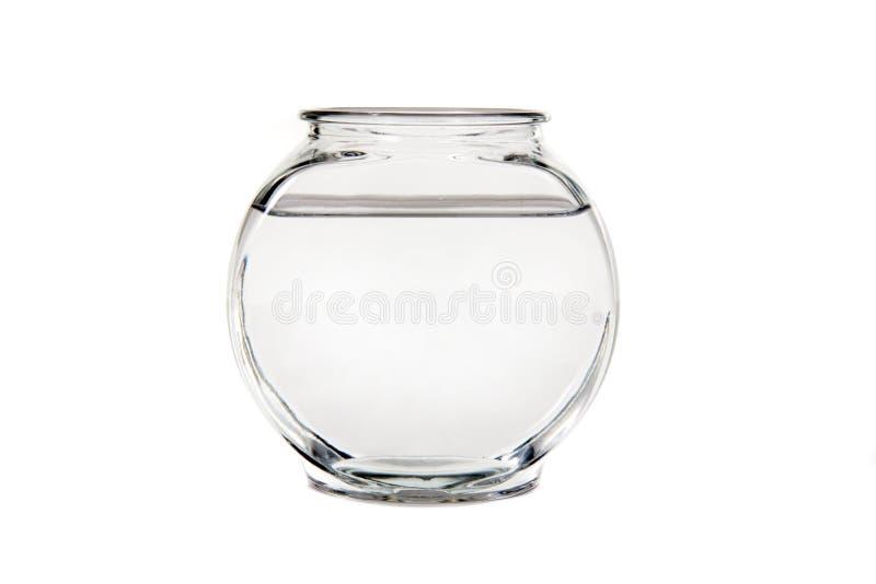 Bacia calma vazia de água fotos de stock