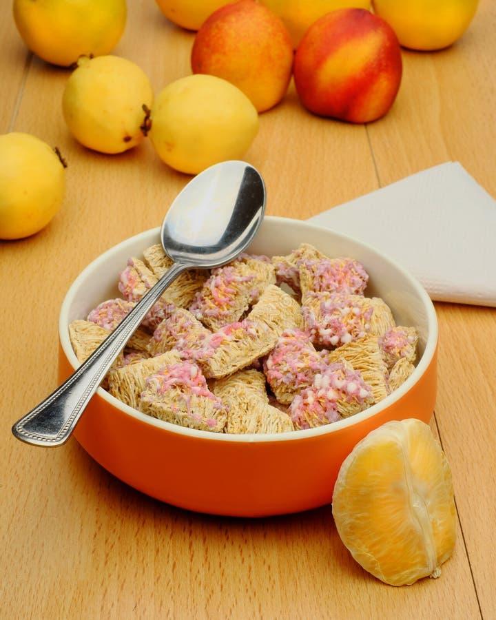 Bacia de cereal fotos de stock royalty free