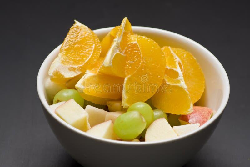 Bacia de fruta foto de stock royalty free