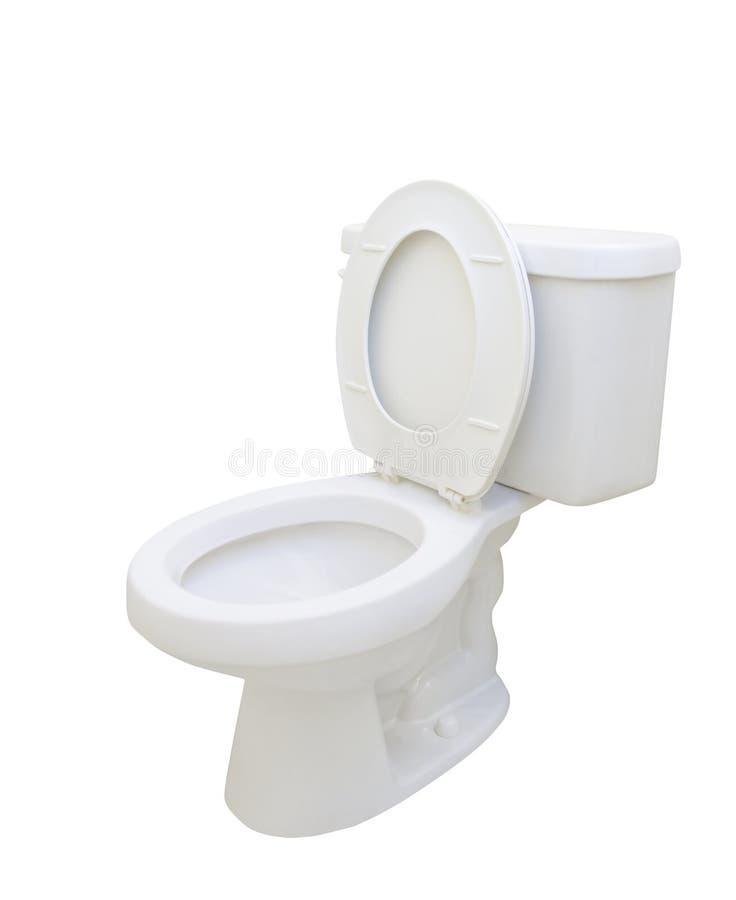 Bacia de toalete fotografia de stock royalty free