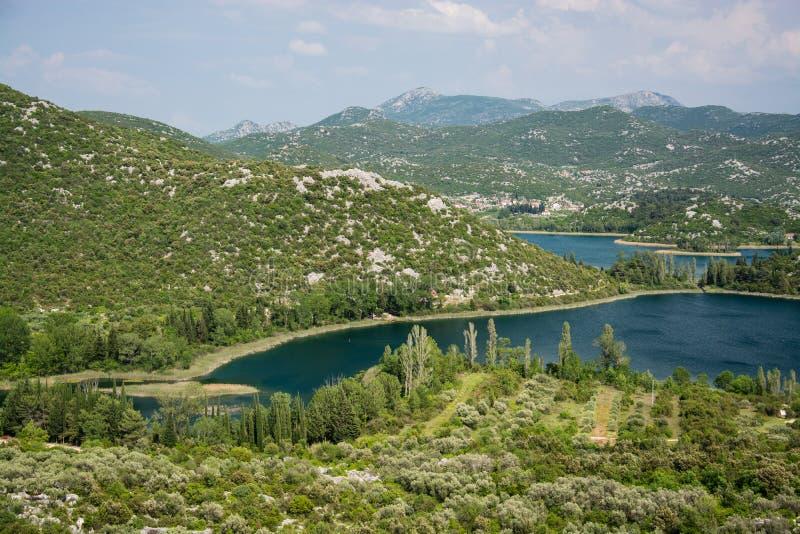 Bacinameren, Kroatië stock afbeeldingen