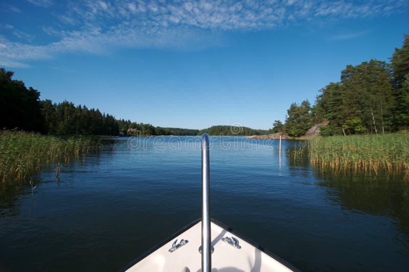 Bacino 13 della barca della Svezia immagini stock libere da diritti