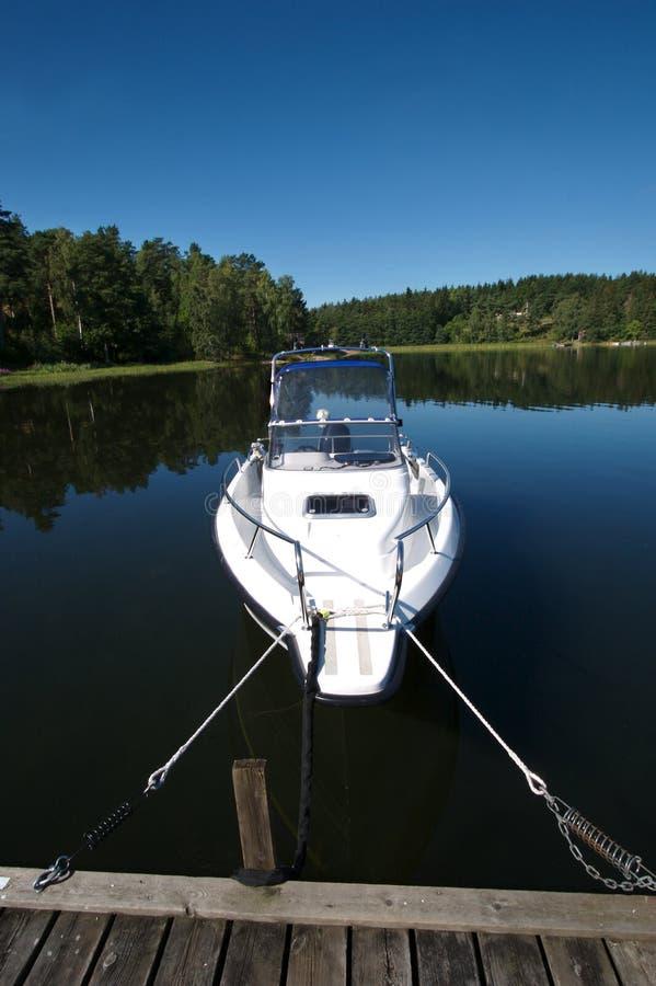 Bacino 3 della barca della Svezia fotografia stock libera da diritti
