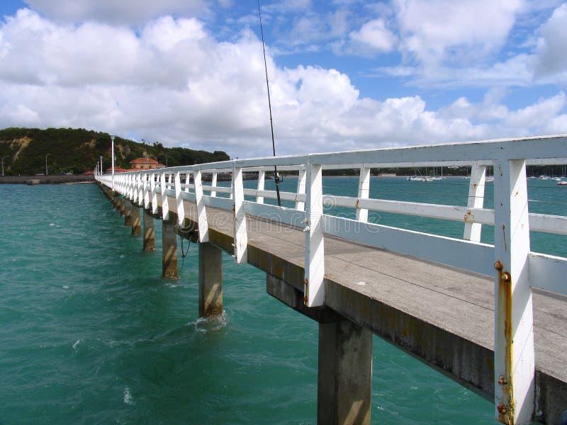 Bacino a Auckland fotografie stock