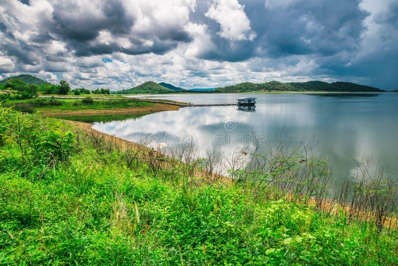 Bacino idrico di Yat di si di Klong fotografia stock libera da diritti