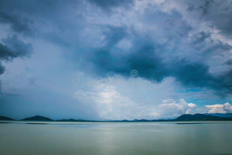 Bacino idrico di Yat di si di Klong immagini stock libere da diritti