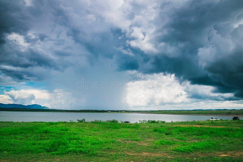 Bacino idrico di Yat di si di Klong immagine stock libera da diritti