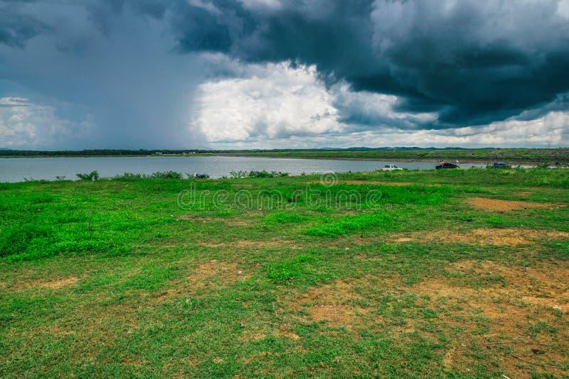 Bacino idrico di Yat di si di Klong immagine stock