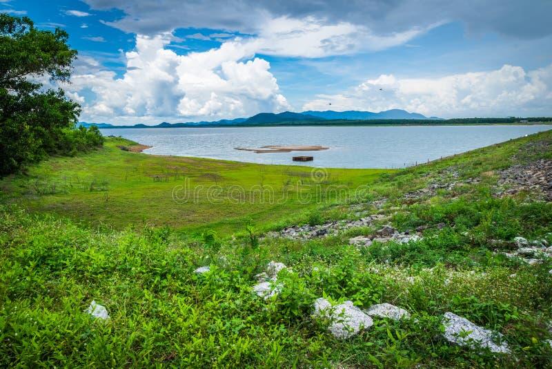 Bacino idrico di Yat di si di Klong immagini stock