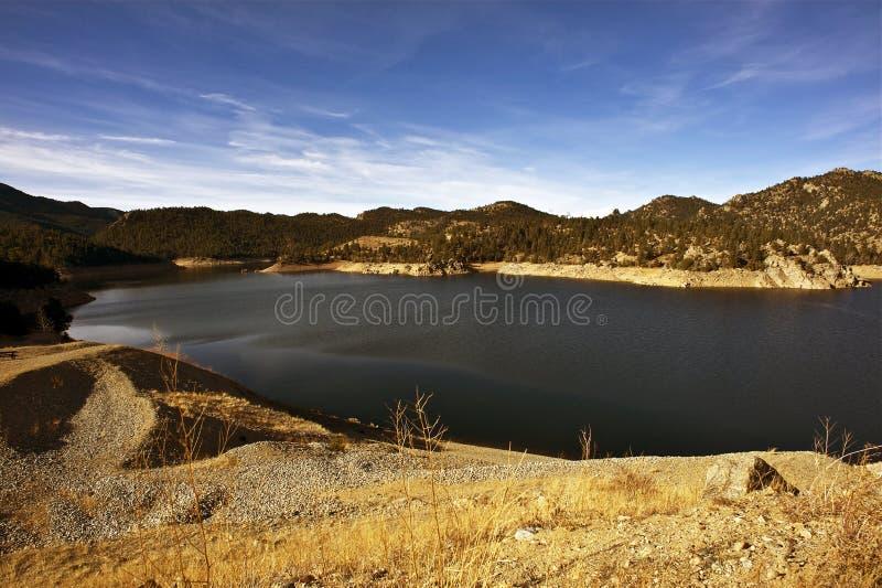 Bacino idrico lordo del Colorado immagini stock libere da diritti