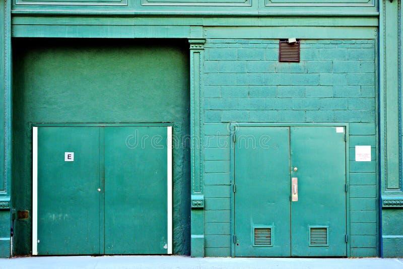 Download Back Alley Door stock image. Image of door, shipments - 32014243