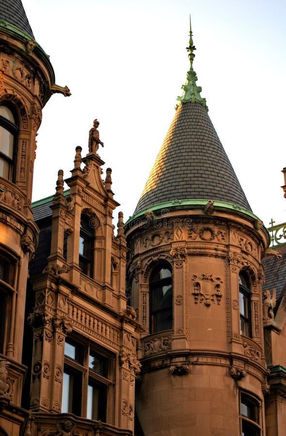 Download Back Bay, Boston stock photo. Image of center, skyscraper - 2317632