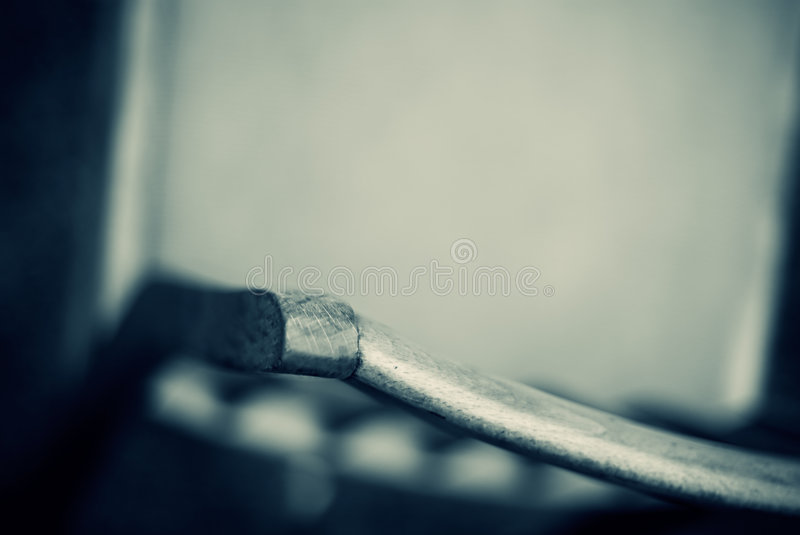 Download Back Of A Chair II Stock Image - Image: 7184881