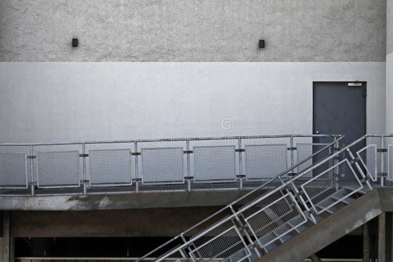 Download Back door stock image. Image of entrance, back, concrete - 20876017