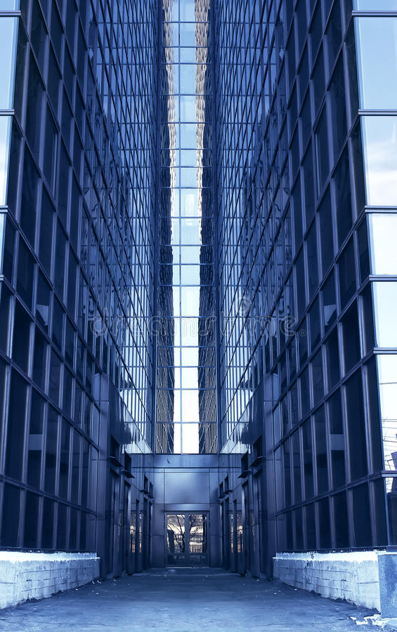 Download Back door stock photo. Image of urban, backyard, striped - 27305956