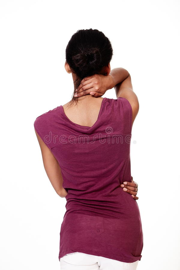 Download Back Of Fashion  Stylish Smiling Casual Young Fema Stock Images - Image: 24837574