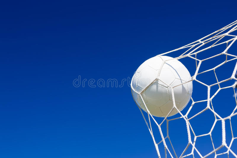 Download Back of the Net stock photo. Image of nobody, game, outdoors - 17038860