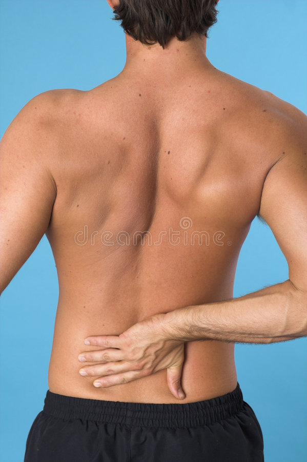 Free Back Over Blue Royalty Free Stock Photo - 2562975