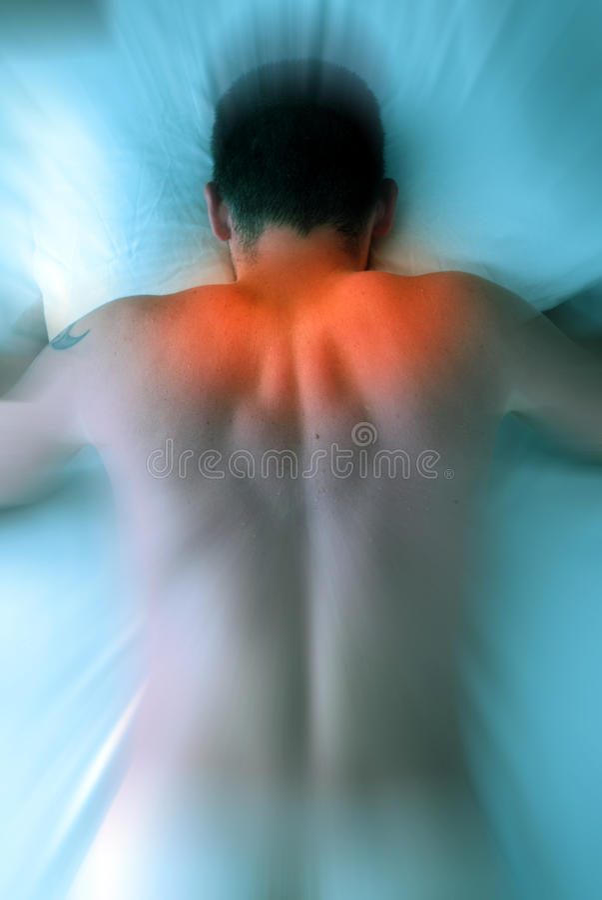 Back Pain Royalty Free Stock Photo