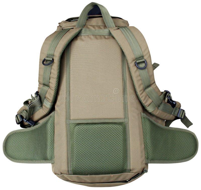Download Back of rucksack stock image. Image of strap, green, rucksack - 237489