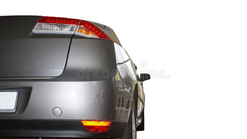 Download Back Sport Car Detail Close Up Stock Photo - Image: 6870014