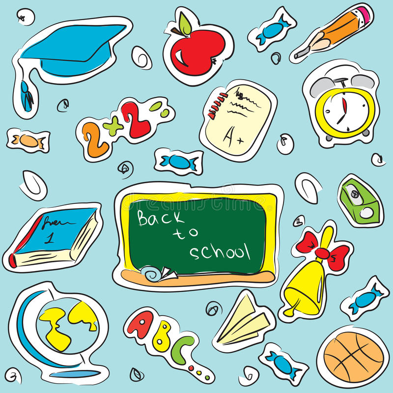 Download Back To School Royalty Free Stock Photography - Image: 10556097