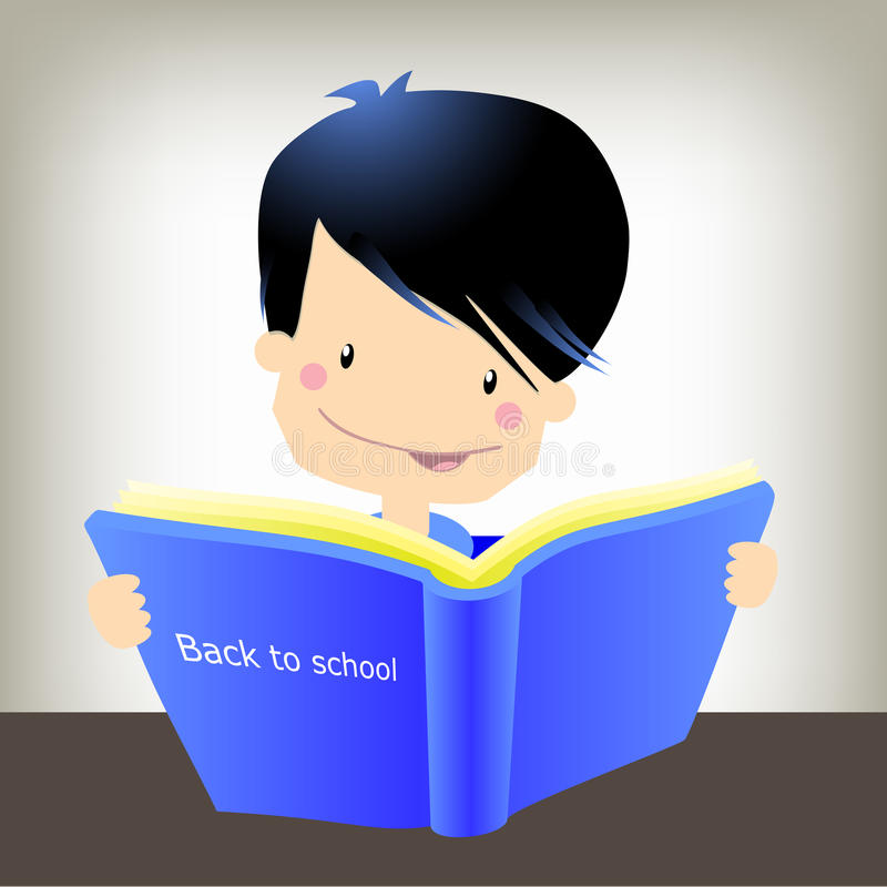 Download Back to school stock vector. Image of clipart, happy - 10994048