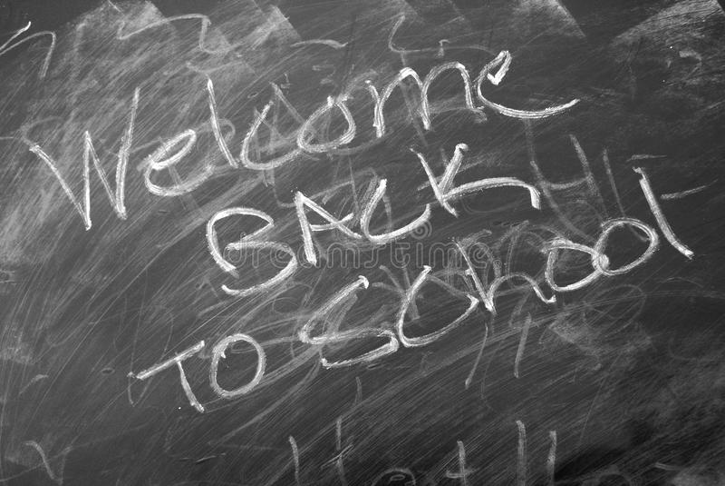 Download Back to School stock photo. Image of chalkboard, childhood - 14858762