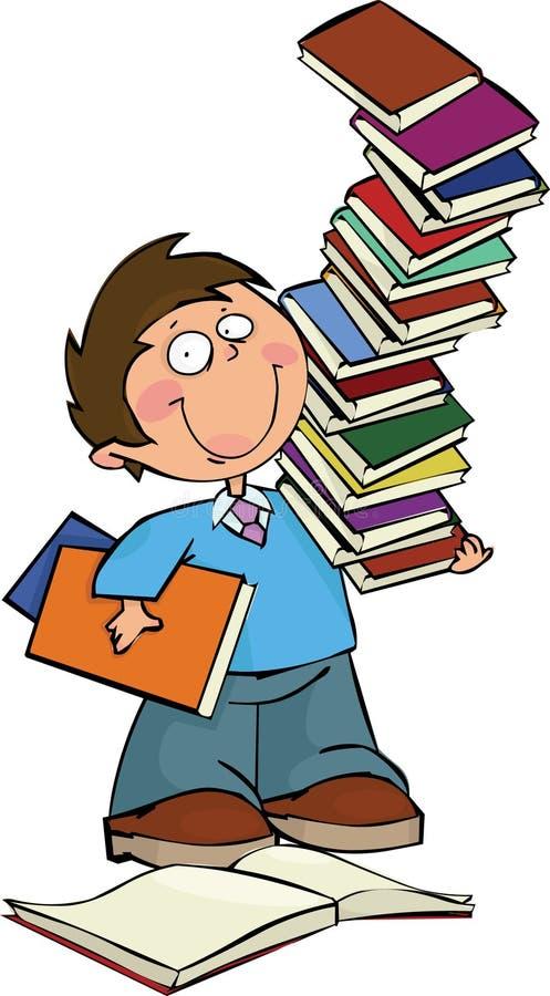 Download Back to school stock vector. Image of innocence, book - 15649573