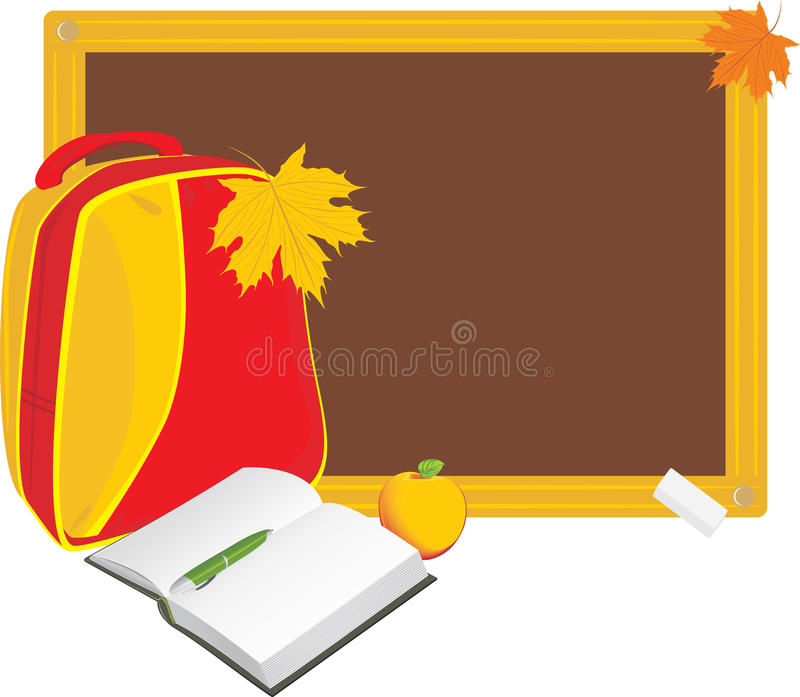 Download Back to school stock vector. Image of knowledge, element - 20903599