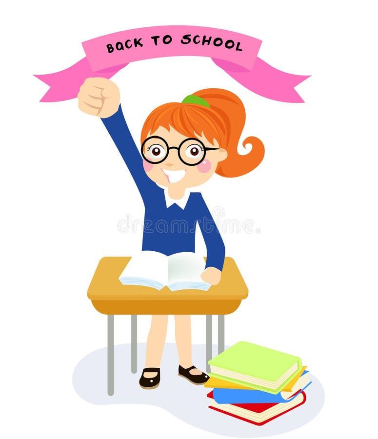 Download Back to school stock vector. Image of happy, notebook - 21186514