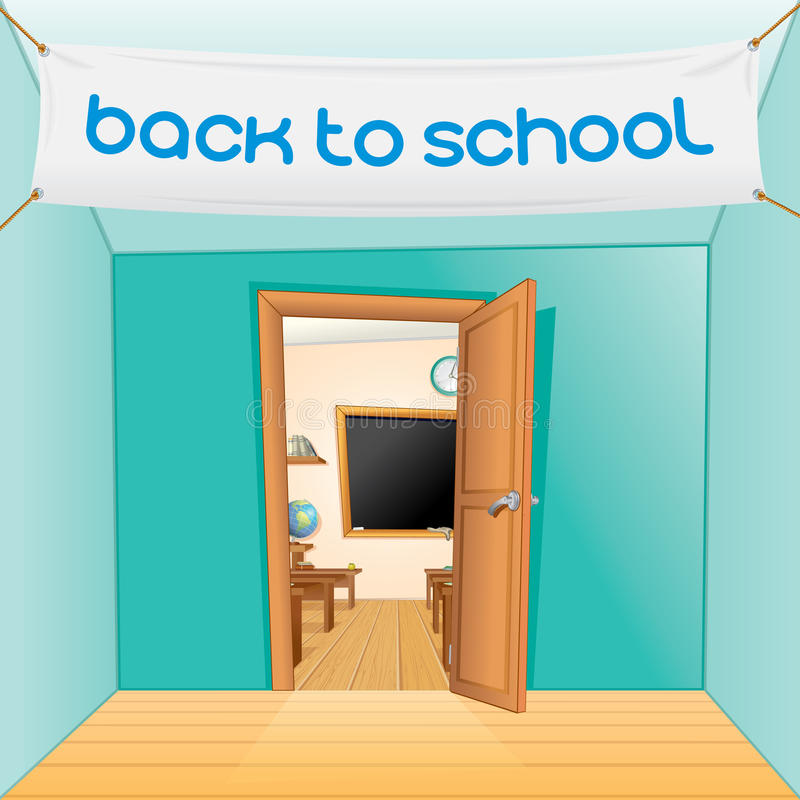 Download Back to School stock vector. Image of banner, education - 26397471