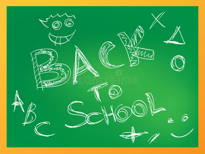 Download Back to school stock vector. Image of drawing, algebra - 26652462