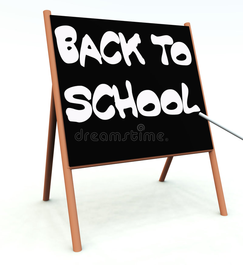 Download Back To School 3 Royalty Free Stock Photos - Image: 3067588